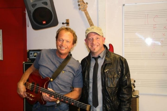 Mark King & Paul Geary at ACM, Guildford